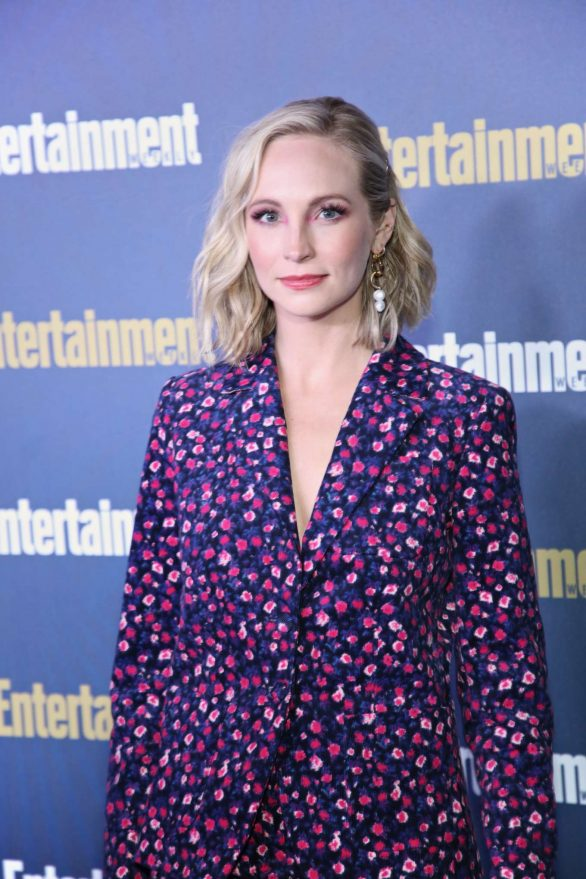 Candice King - Entertainment Weekly's Pre-SAG Party 2020 in Los Angeles