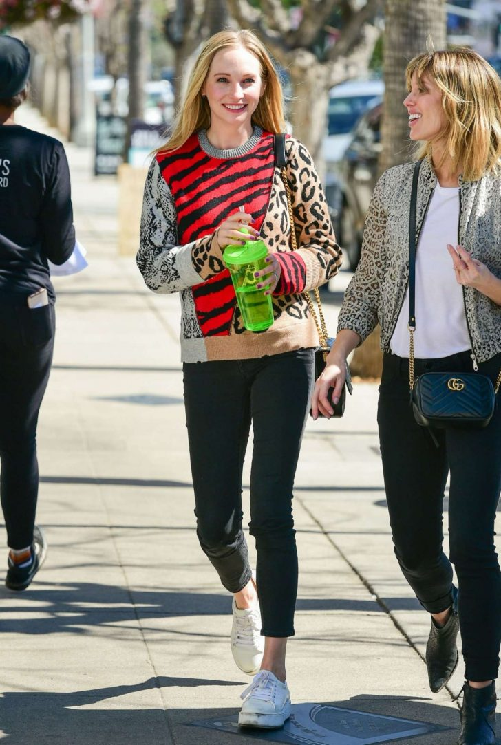 Candice King 2019 : Candice King: Out and about in LA -04