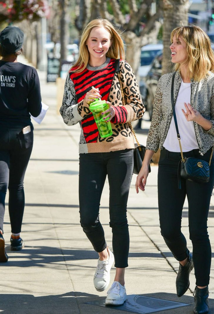 Candice King 2019 : Candice King: Out and about in LA -05
