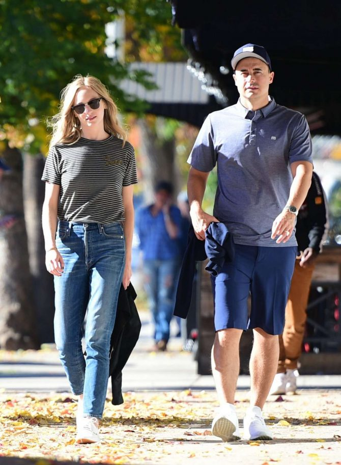 Candice King - Out and about in Los Angeles
