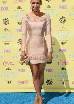 Candice Patton - 2015 Teen Choice Awards in LA