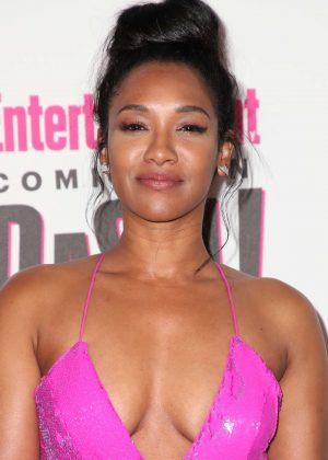 Candice Patton - 2018 Entertainment Weekly Comic-Con Party in San Diego