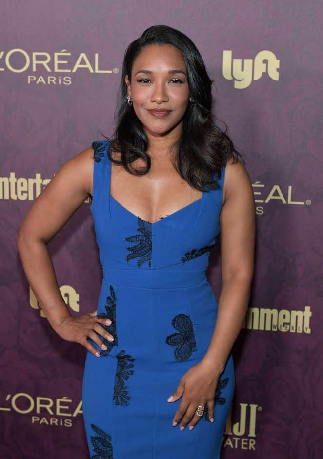 Candice Patton - 2018 Entertainment Weekly Pre-Emmy Party in LA