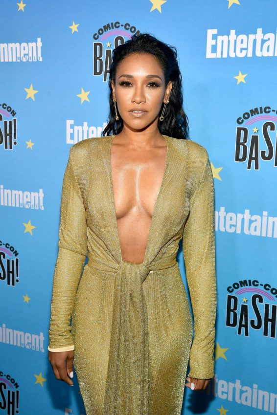 Candice Patton - 2019 Entertainment Weekly Comic Con Party in San Diego