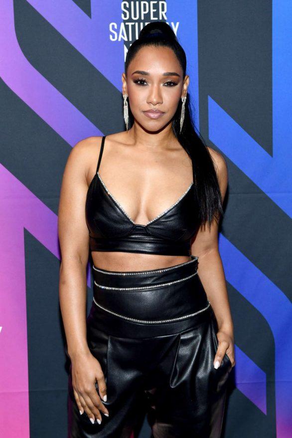 Candice Patton - 2020 ATT Super Saturday Night in Miami