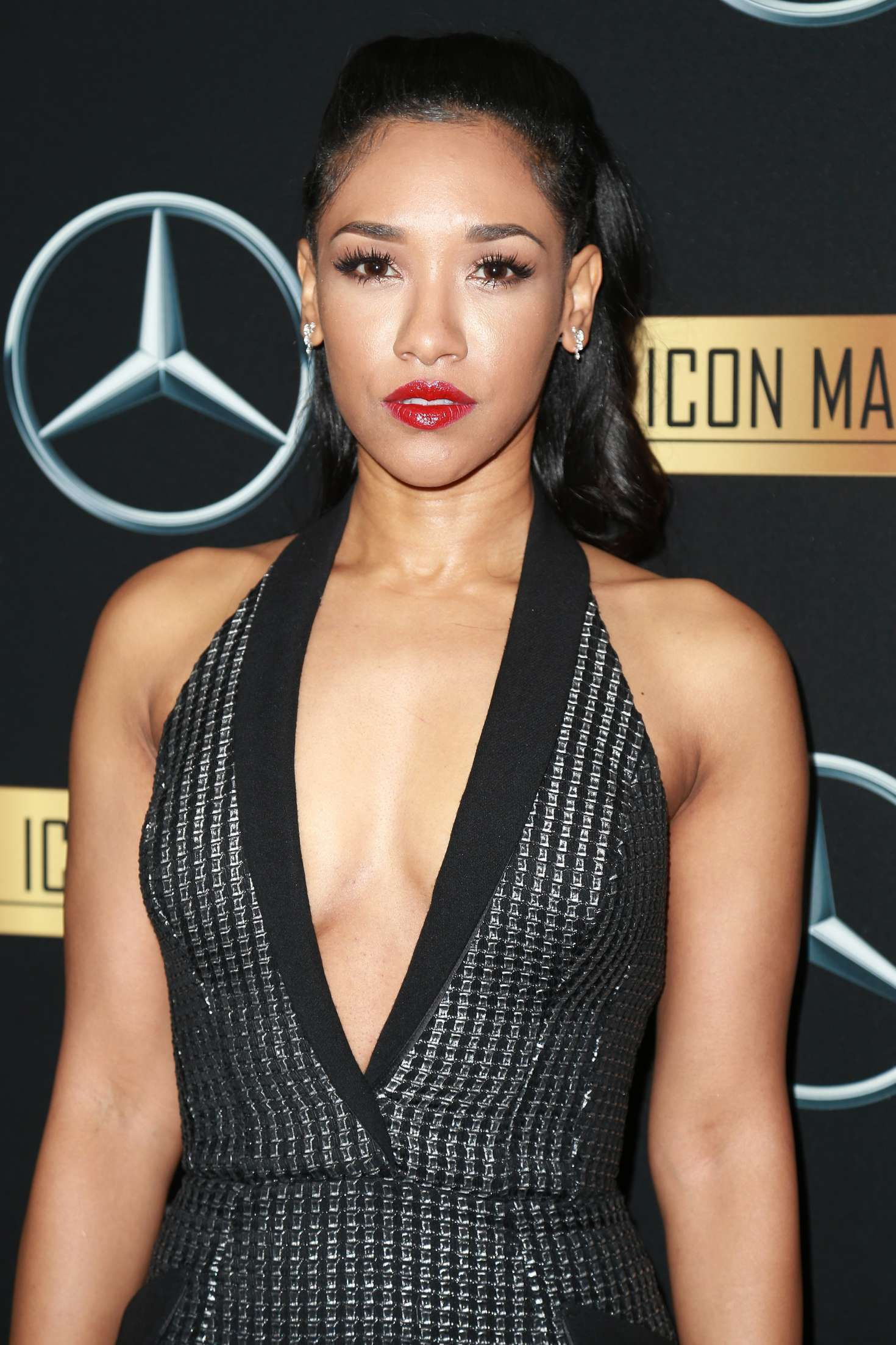 Candice Patton Annual Mercedes Benz Icon Mann 2017