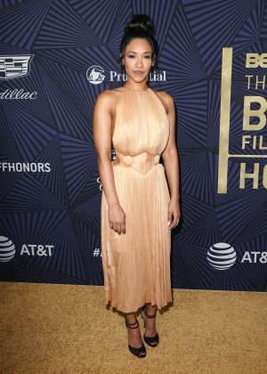 Candice Patton - BET's 2017 American Black Film Festival Honors Awards in LA