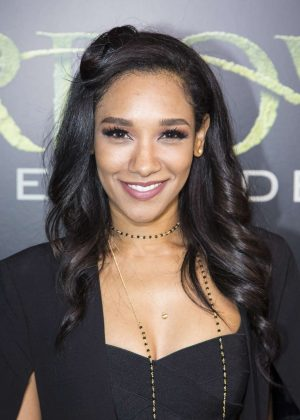 Candice Patton - Celebration Of 100th Episode Of CW's 'Arrow' in Vancouver