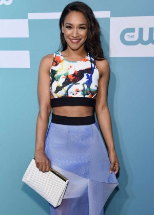 Candice Patton - CW Network's 2015 Upfront in NYC