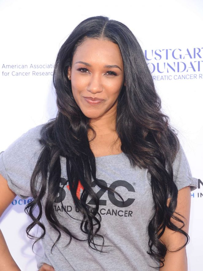 Candice Patton - Stand Up To Cancer Live in Los Angeles