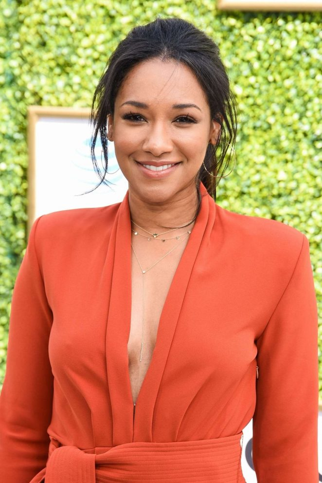 Candice Patton – The CW Networks Fall Launch Event in LA