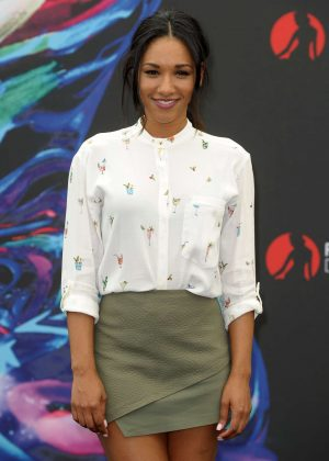 Candice Patton - 'The Flash' Photocall at Monte Carlo Television Festival 2016 in Monaco