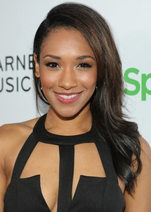 Candice Patton - Warner Music Group Grammy After Party in LA