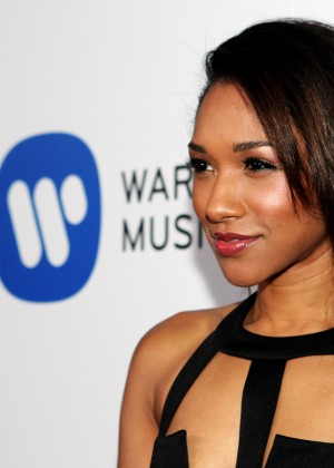 Candice Patton: Warner Music Group Grammy After Party -02