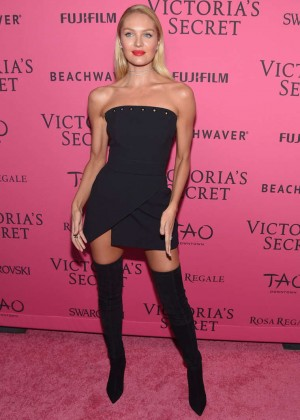 Candice Swanepoel - 2015 Victoria's Secret Fashion Show After Party in NYC