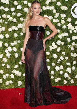 Candice Swanepoel - 2017 Tony Awards in New York City