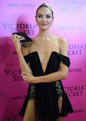 Candice Swanepoel - 2017 Victoria's Secret Fashion Show After Party in Shanghai