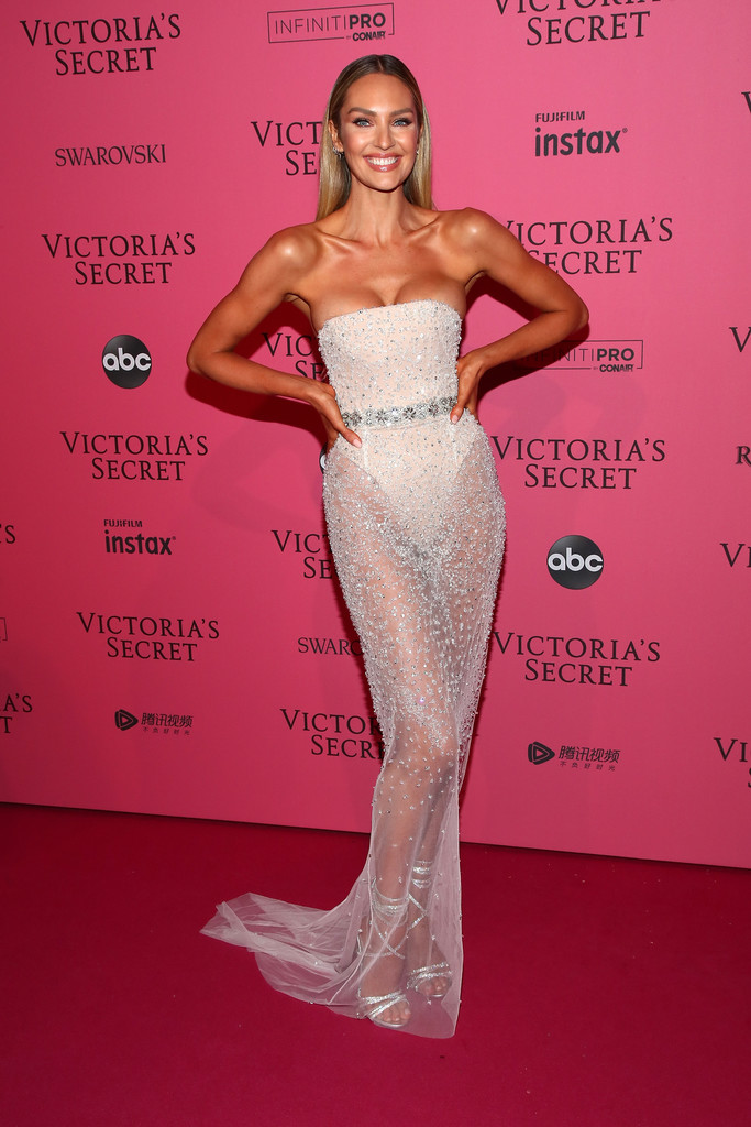Candice Swanepoel - 2018 Victoria's Secret Fashion Show After Party in NY