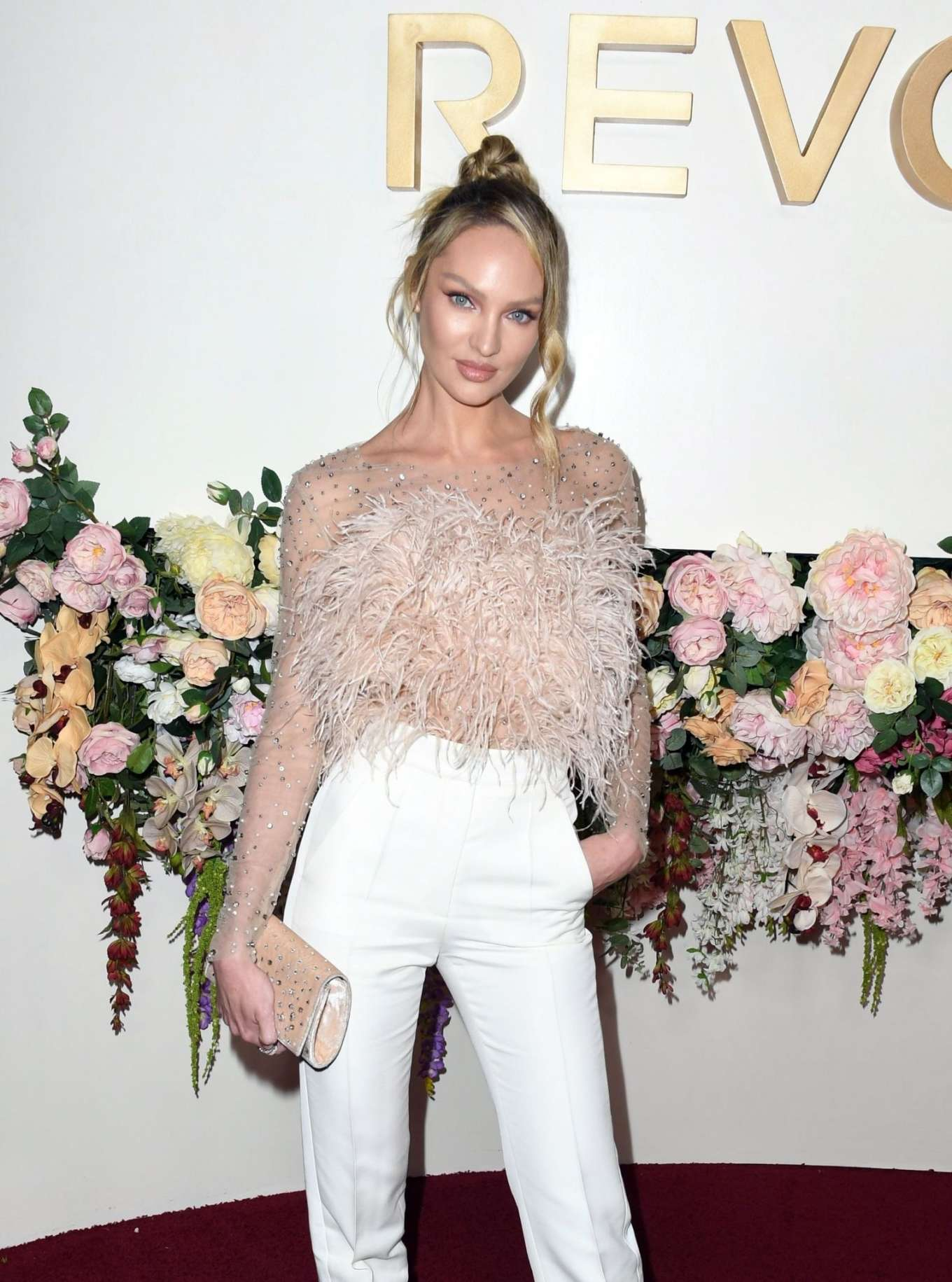 Candice Swanepoel 2019 : Candice Swanepoel – 2019 REVOLVE awards in West Hollywood-03
