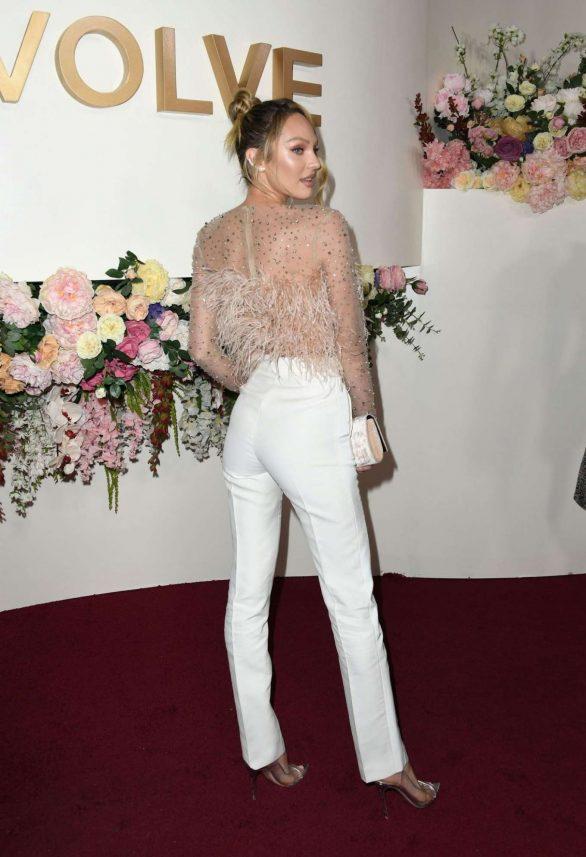 Candice Swanepoel 2019 : Candice Swanepoel – 2019 REVOLVE awards in West Hollywood-04