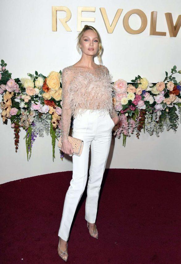 Candice Swanepoel 2019 : Candice Swanepoel – 2019 REVOLVE awards in West Hollywood-05