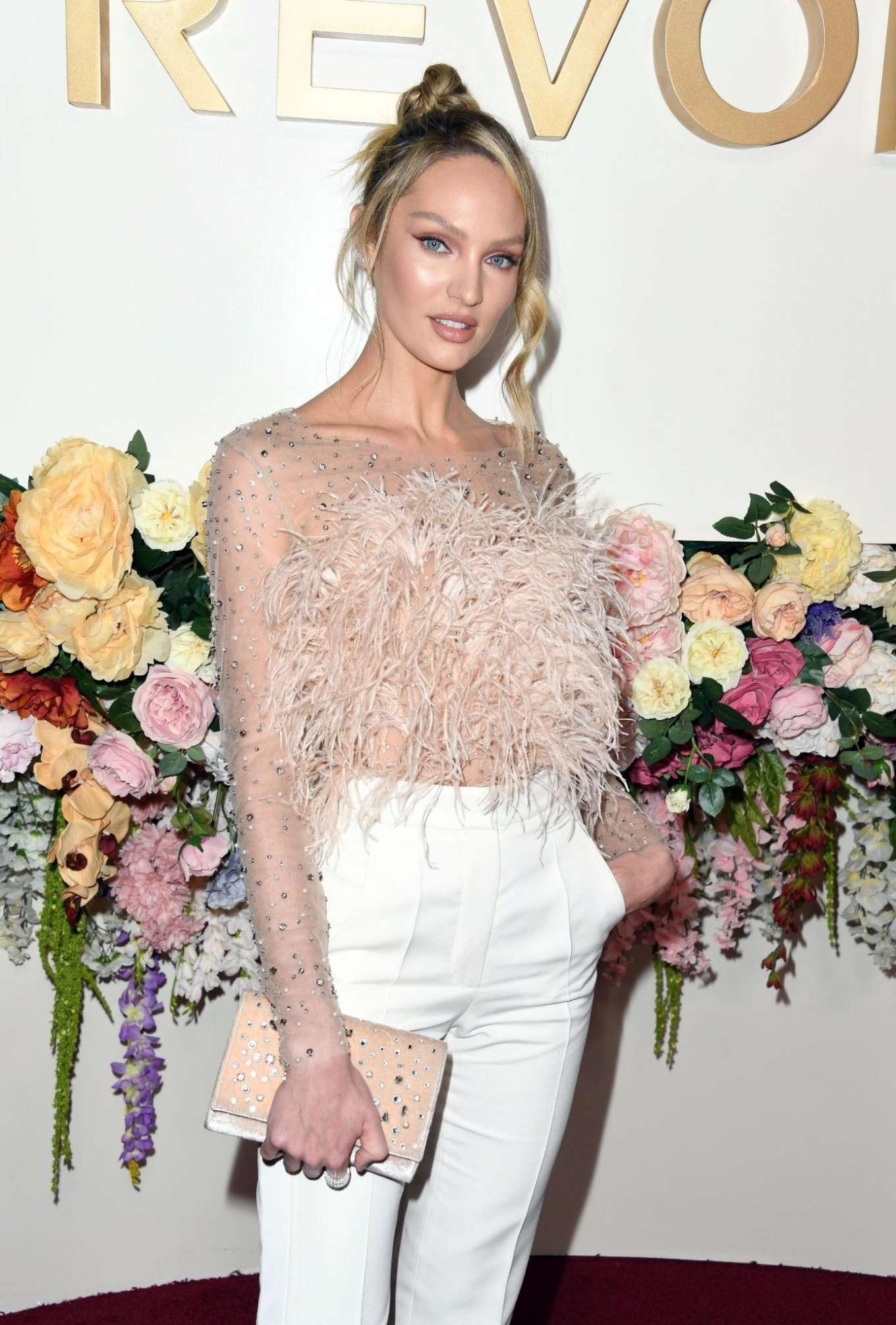 Candice Swanepoel 2019 : Candice Swanepoel – 2019 REVOLVE awards in West Hollywood-06