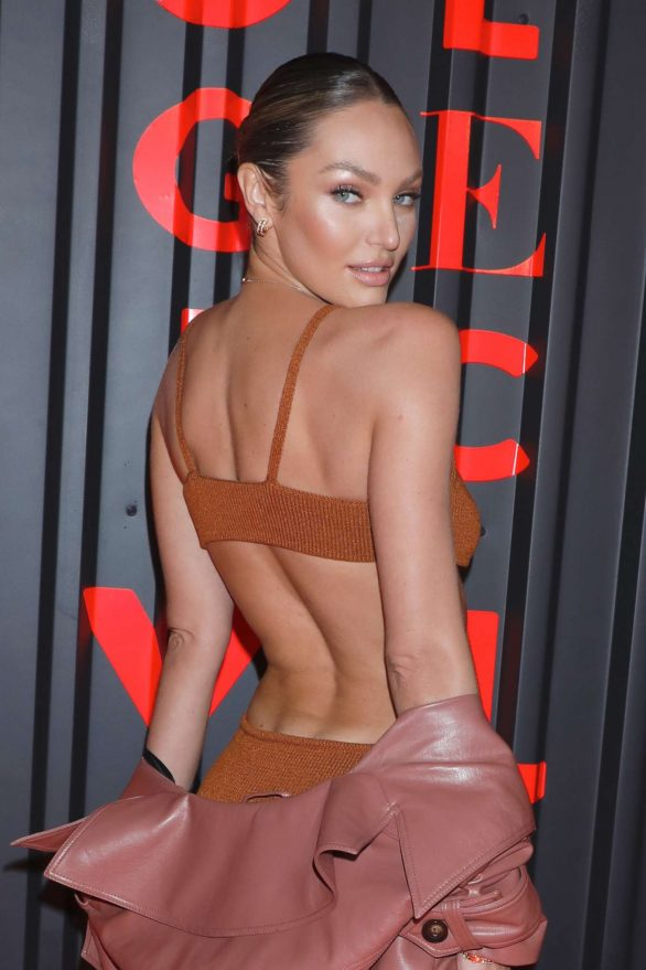 Candice Swanepoel - 2020 Bvlgari Celebrates B.zero1 Rock Collection in Brooklyn