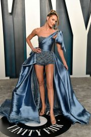 Candice Swanepoel - 2020 Vanity Fair Oscar Party in Beverly Hills
