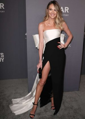 Candice Swanepoel - amfAR New York Gala 2019 in NYC