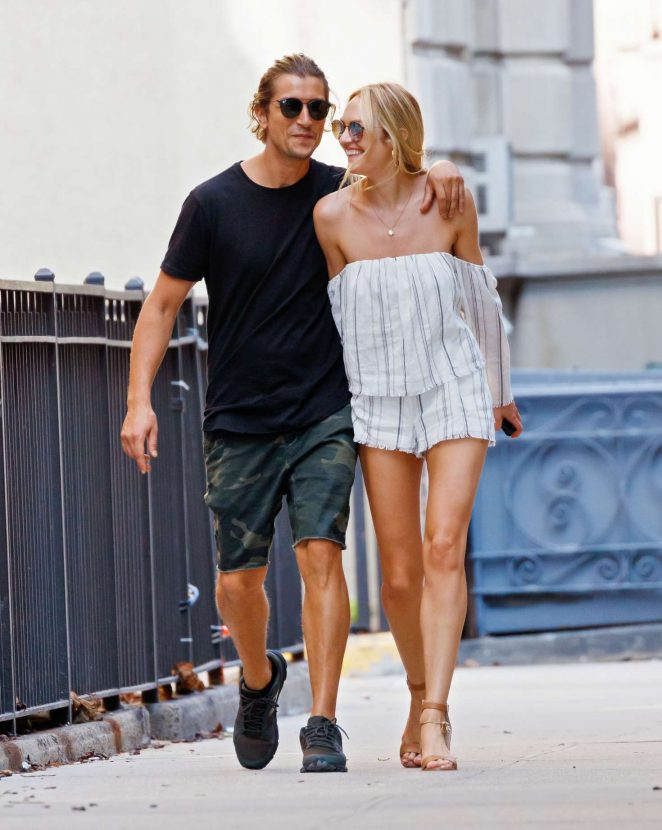 candice swanepoel and hermann nicoli out in new york 11