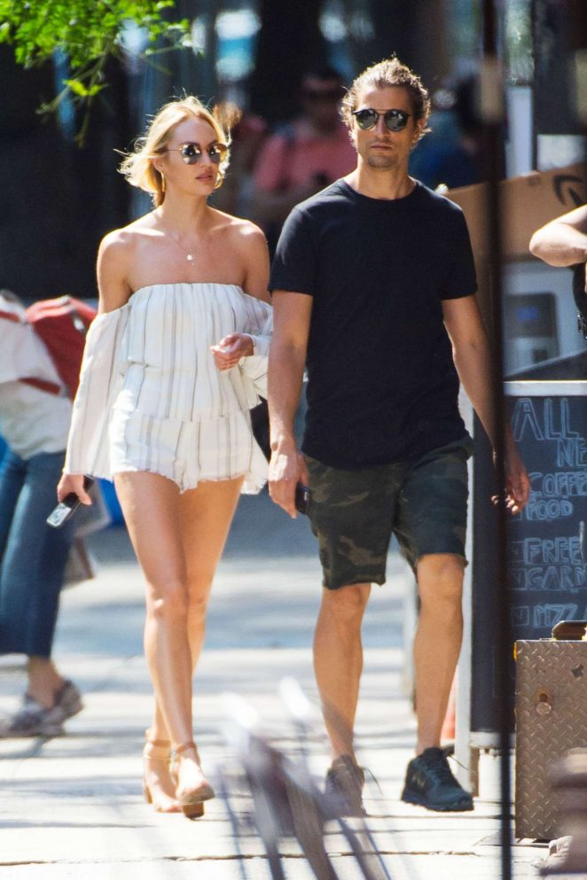 candice swanepoel and hermann nicoli out in new york 14