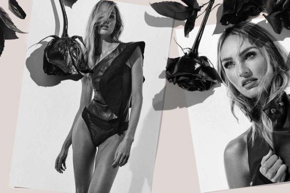 Candice Swanepoel - Animale's Espanha Campaign 2019