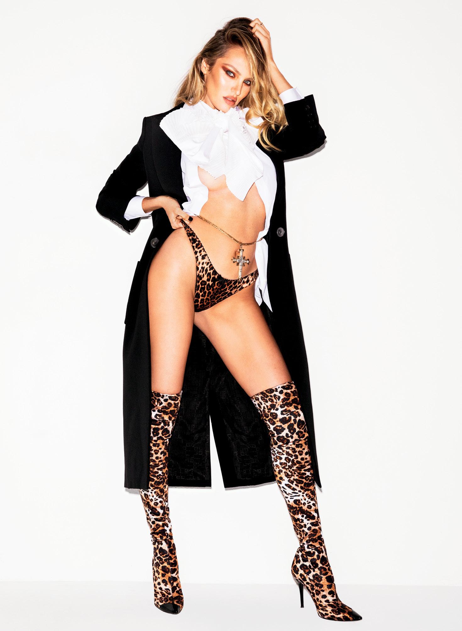 Candice Swanepoel by Carin Backoff for GLAMORAMA (November 2018)