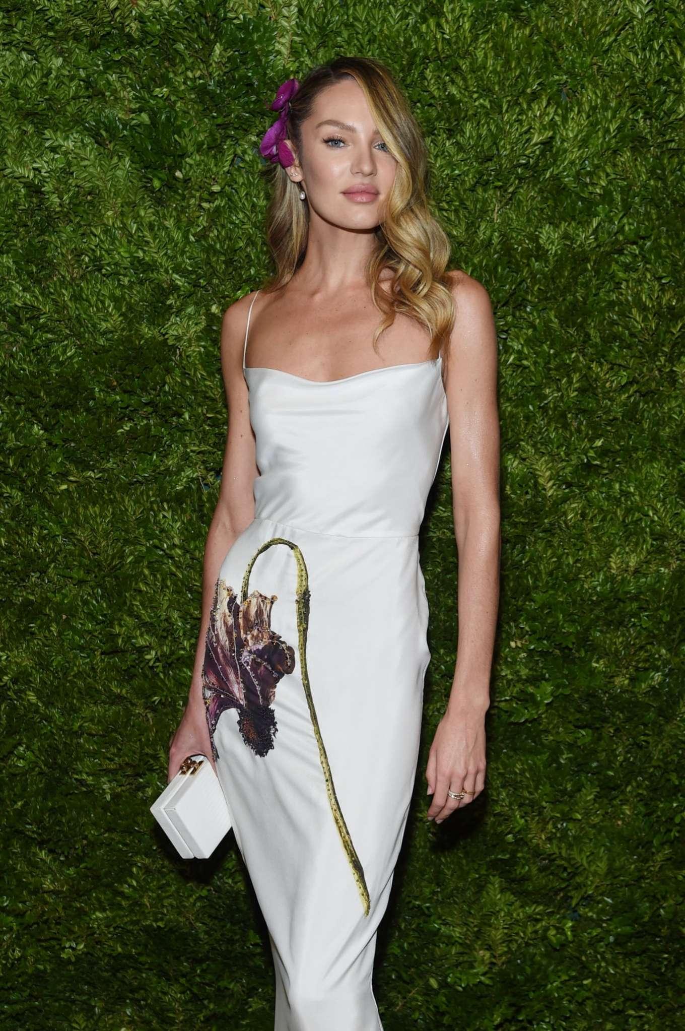 Candice Swanepoel - CFDA/Vogue Fashion Fund 2019 Awards in NYC