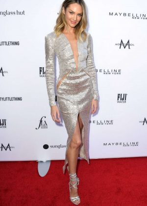 Candice Swanepoel - Daily Front Row Fashion Awards 2019 in LA