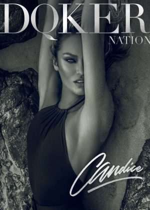 Candice Swanepoel - Dqker Nation Magazine (February 2018)