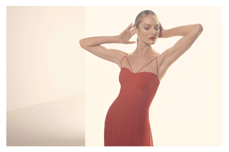 Candice Swanepoel - El Rojo Animale Campaign by Henrique Gendre 2019