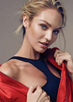 Candice Swanepoel: Elle China 2016 -02