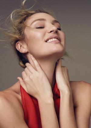 Candice Swanepoel: Elle China 2016 -06