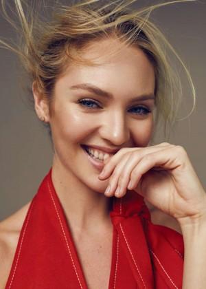 Candice Swanepoel: Elle China 2016 -08