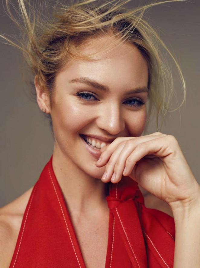 Candice Swanepoel 2016 : Candice Swanepoel: Elle China 2016 -08