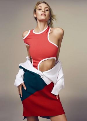 Candice Swanepoel: Elle China 2016 -09