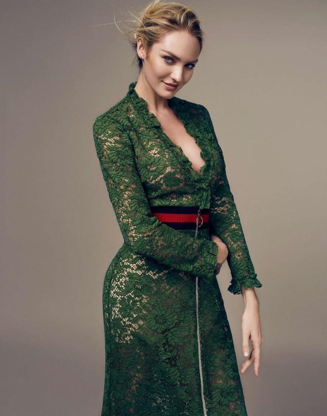 Candice Swanepoel 2016 : Candice Swanepoel: Elle China 2016 -10