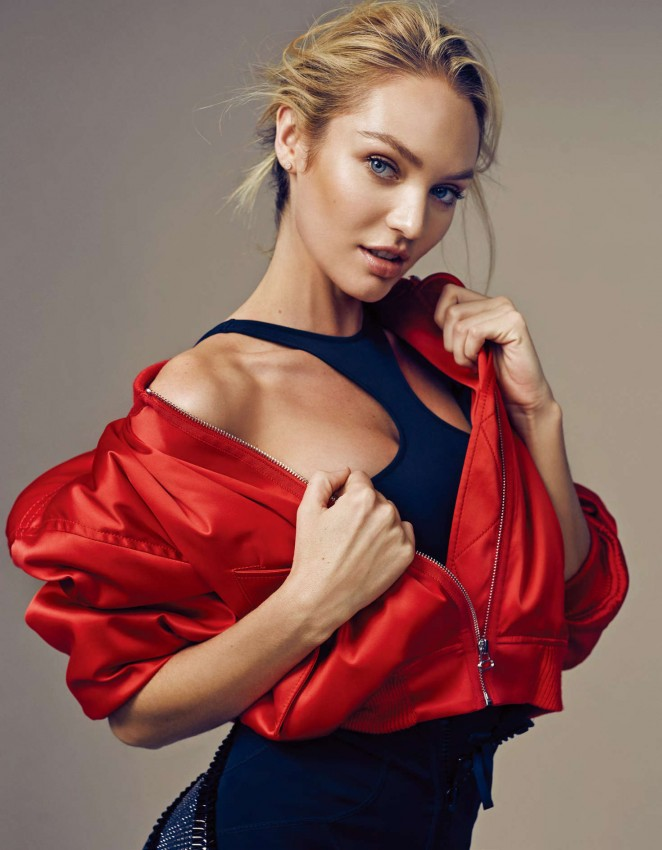 Candice Swanepoel - Elle China Magazine (May 2016)