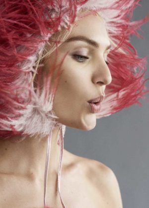 Candice Swanepoel - Elle Magazine - (October Russia 2017)