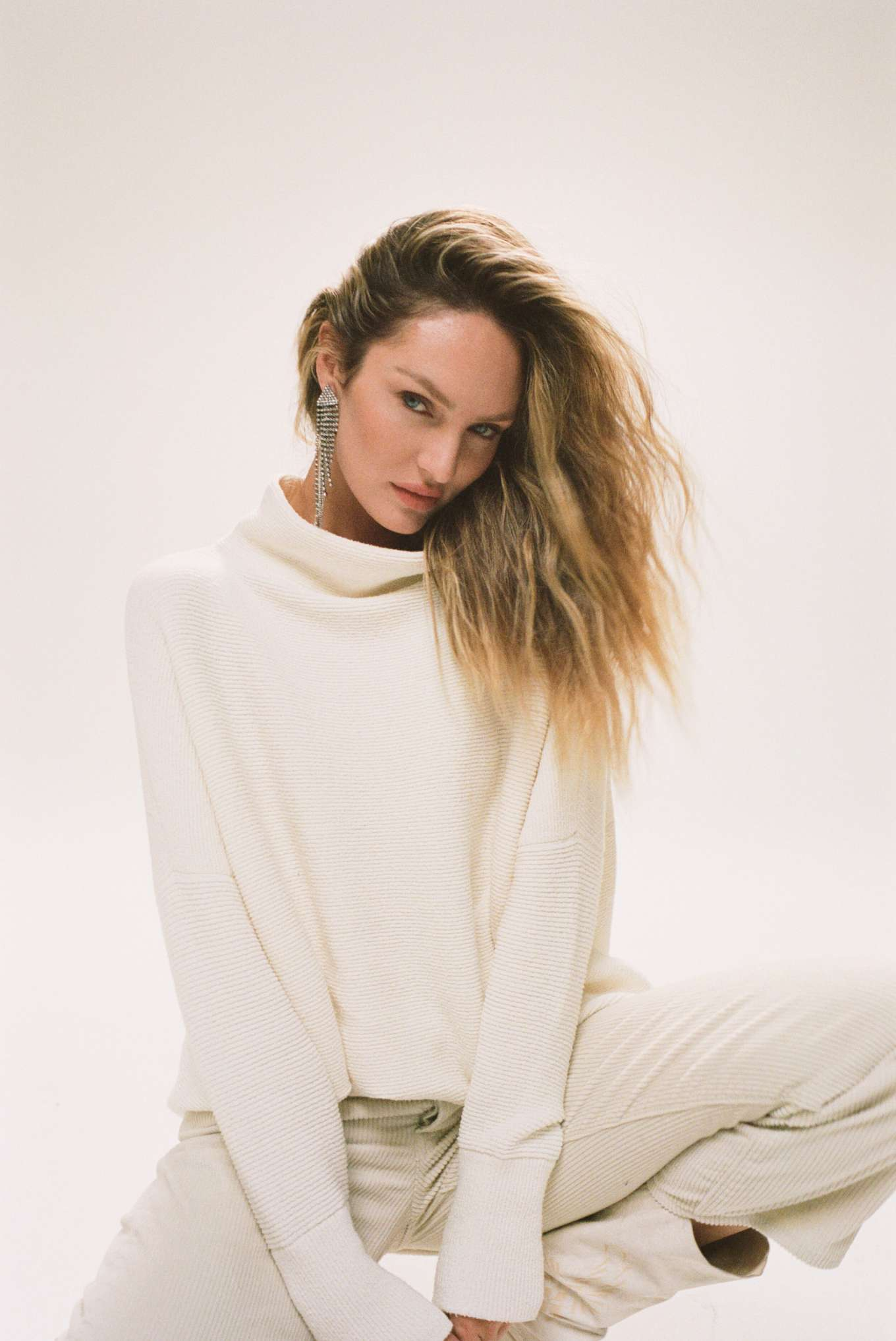 Candice Swanepoel 2019 : Candice Swanepoel for Free People Collection 2019-04