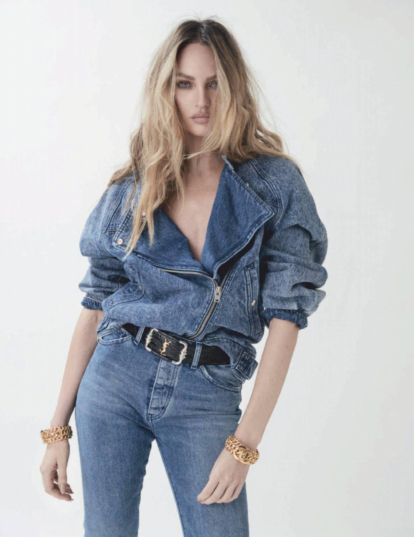 Candice Swanepoel 2020 : Candice Swanepoel – For Harpers Bazaar Magazine (Spain – October 2020 issue)-06