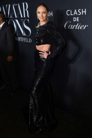 Candice Swanepoel - Harper's BAZAAR Celebrates 'ICONS By Carine Roitfeld' in NYC