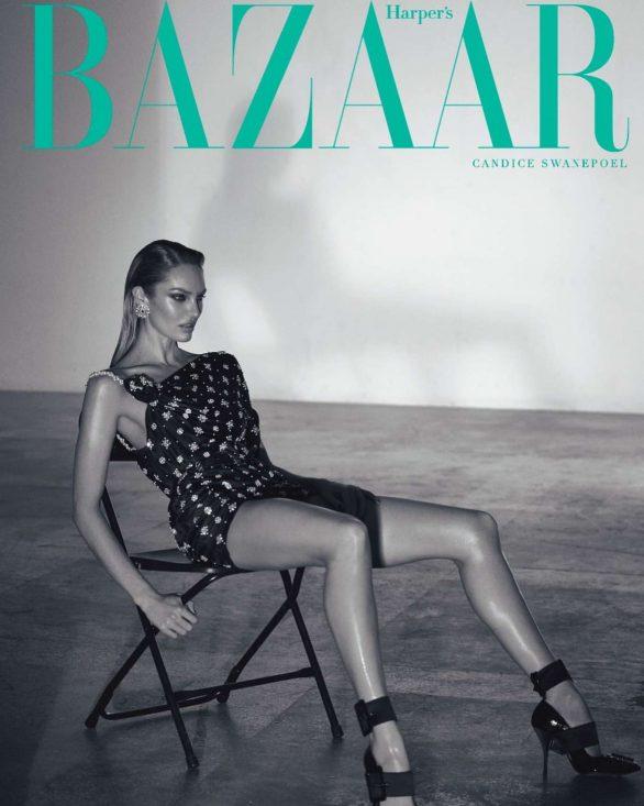 Candice Swanepoel - Harper's Bazaar Greece Magazine (February 2020)