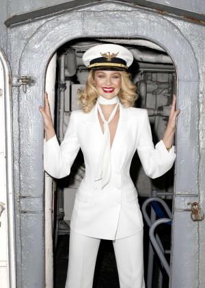 Candice Swanepoel - Harper's Bazaar Magazine (June/July 2015)